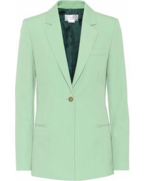 Пиджак шерстяной однобортный Victoria, Victoria Beckham