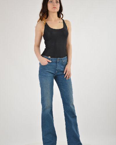 Синие расклешенные джинсы Levi's®