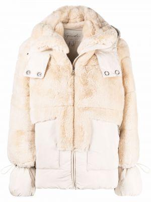 Beżowa klasyczna kurtka Urbancode