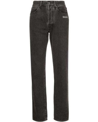 Прямые джинсы свободные варенки Off-white