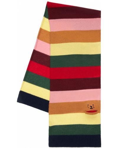 Wełniany szalik przycięte Il Gufo