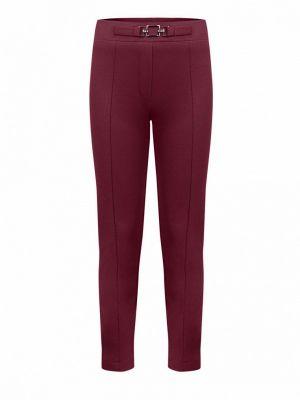 Красные брюки Stylish Amadeo