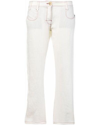 Льняные брюки Atelier Bâba