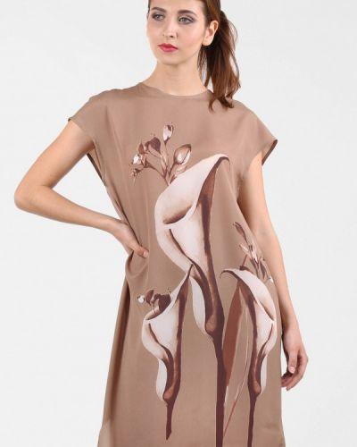 Повседневное платье осеннее Panove