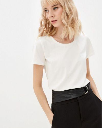Белая футболка с короткими рукавами Liu Jo Sport