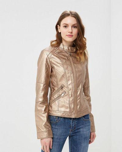 Куртка золотого цвета B.style
