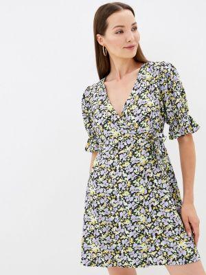 Платье с запахом Tiffosi