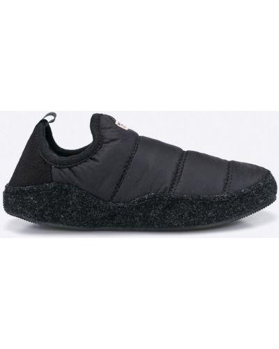 Черные сандалии резиновые Napapijri