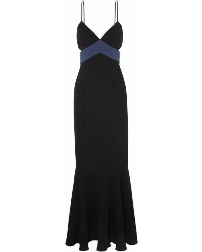 Czarna sukienka Rachel Zoe