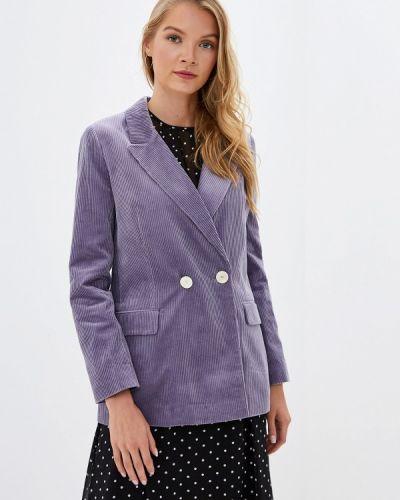 Пиджак фиолетовый Ostin