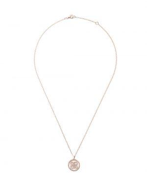Ожерелье - розовое De Beers