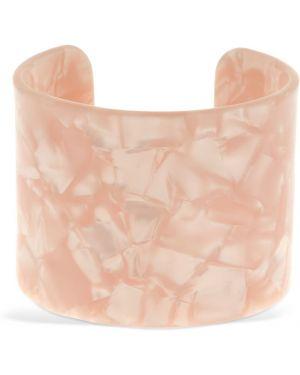 Różowa bransoletka Aym
