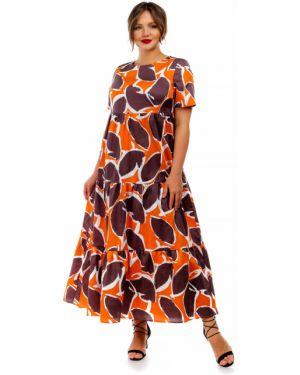 Летнее платье мини макси Liza Fashion