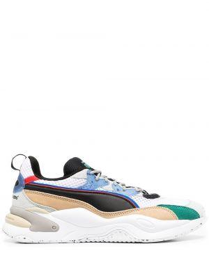 Sneakersy, niebieski Puma