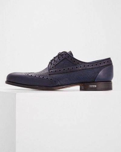 Синие туфли Baldinini