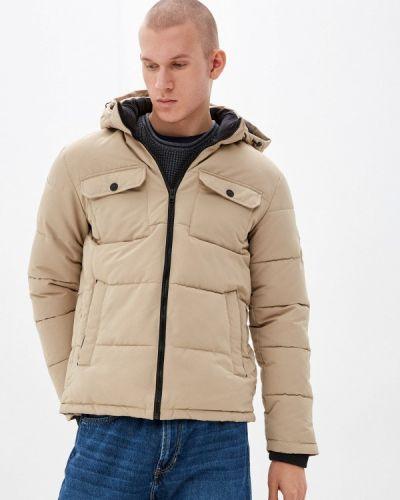 Утепленная куртка - бежевая Jack & Jones
