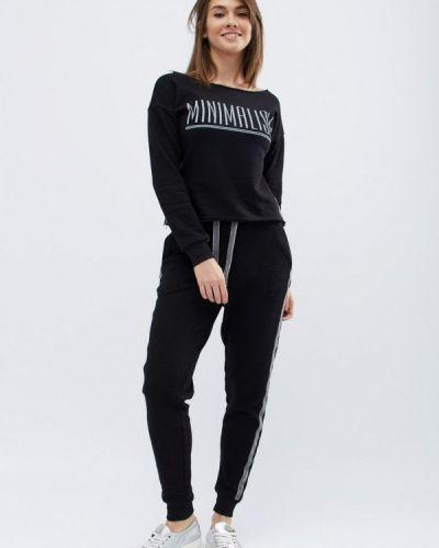 Спортивный костюм черный Carica&x-woyz