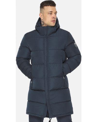 Куртка - синяя Braggart
