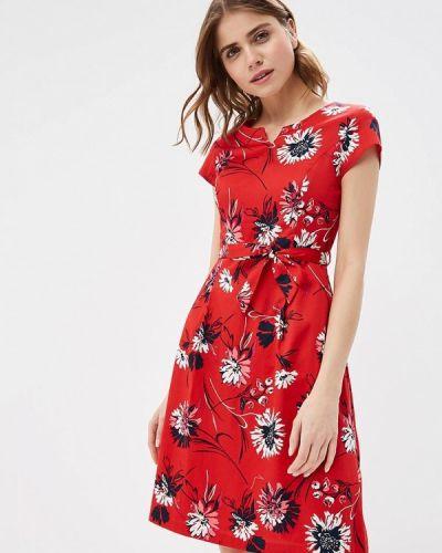 Красное платье Gerry Weber