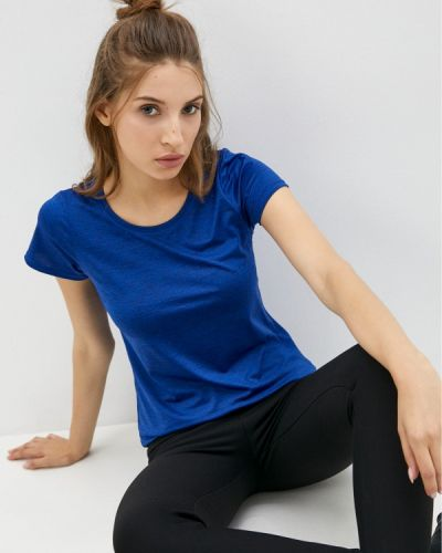 Спортивная футболка - синяя Nativos