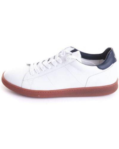 Białe sneakersy Rov