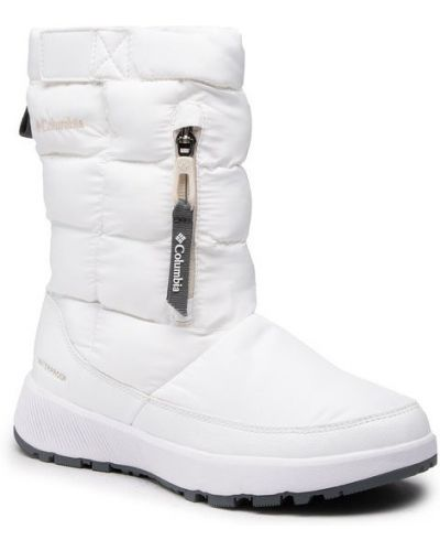 Białe śniegowce Columbia