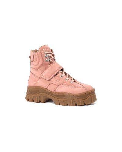 Ботинки розовые спортивный Dino Bigioni Sport