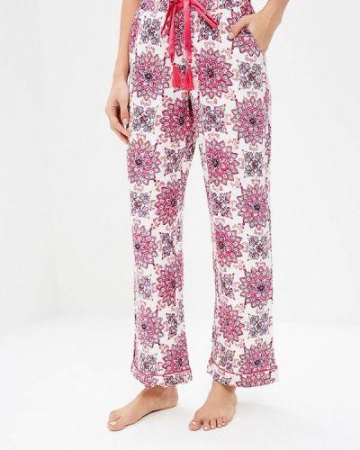 Розовые брюки домашние Deseo