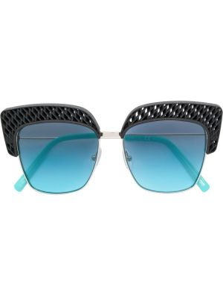 Черные солнцезащитные очки металлические Oxydo