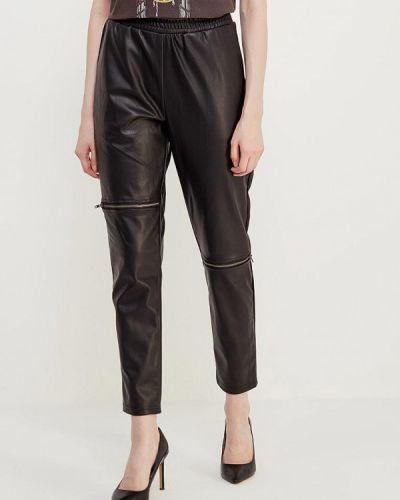 Черные зауженные брюки Noisy May