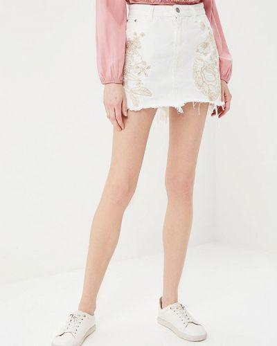 Белая юбка Glamorous