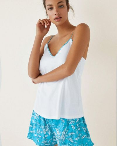 Пижама белая Women'secret