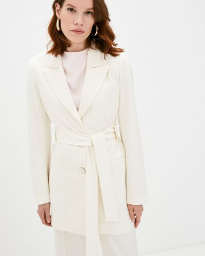 Бежевый пиджак Beatrice.b