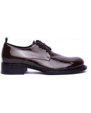 Дерби для обуви на каблуке Ann Demeulemeester
