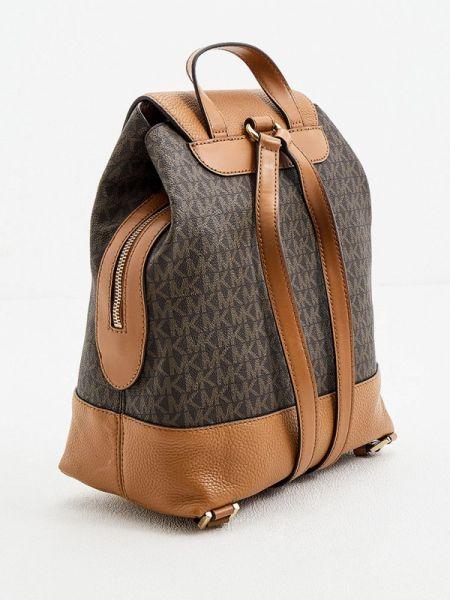 Серый рюкзак из искусственной кожи Michael Michael Kors