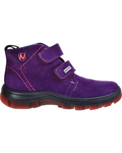 Ботинки фиолетовый Naturino