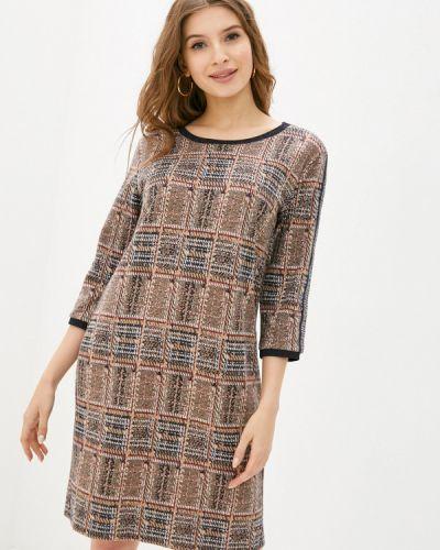 Повседневное бежевое платье Betty Barclay