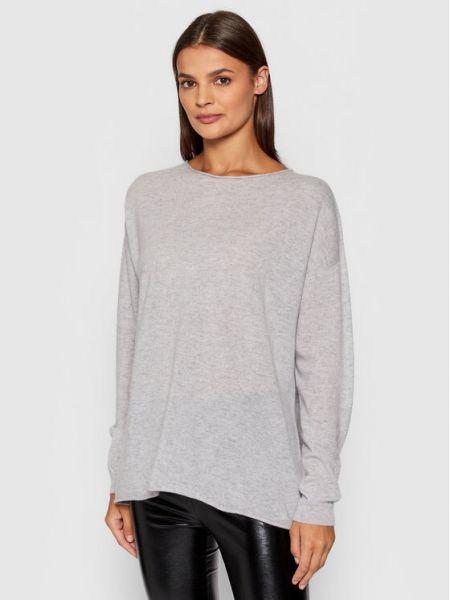 Szary sweter Kontatto