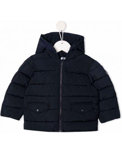 Niebieska klasyczna kurtka Petit Bateau
