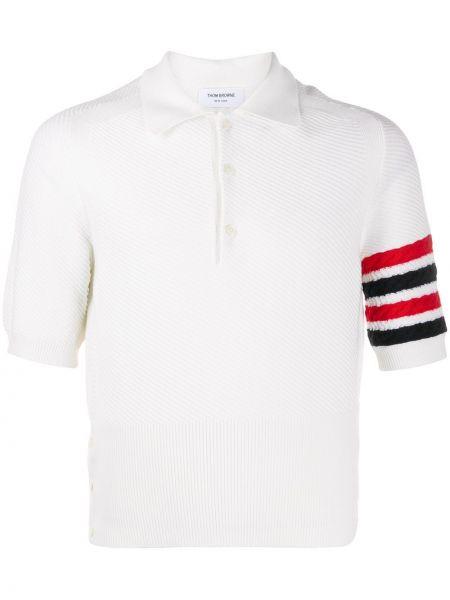 Koszula z paskami wełniany Thom Browne