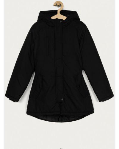 Прямая куртка с капюшоном на кнопках Lmtd
