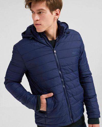 Утепленная куртка - синяя Ltb