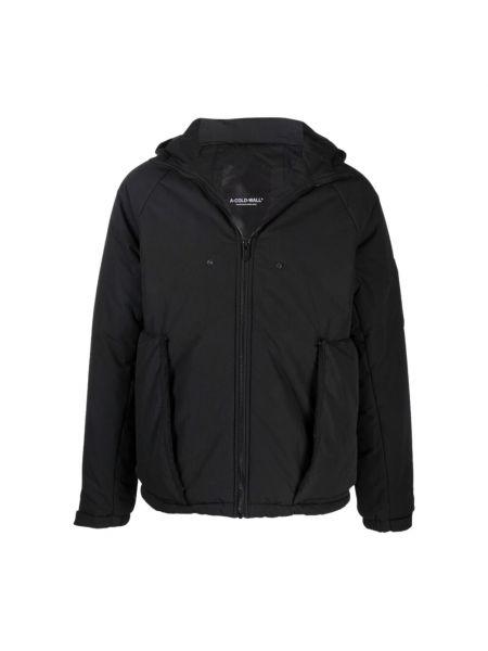 Czarny płaszcz A-cold-wall*