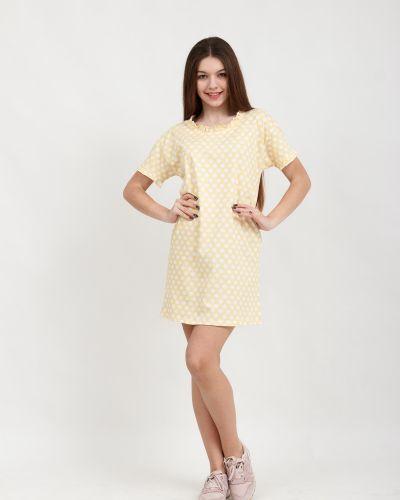 Платье платье-сарафан с оборками Lovitton