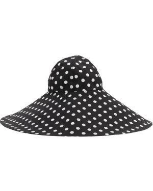 Czarny kapelusz Marianna Senchina