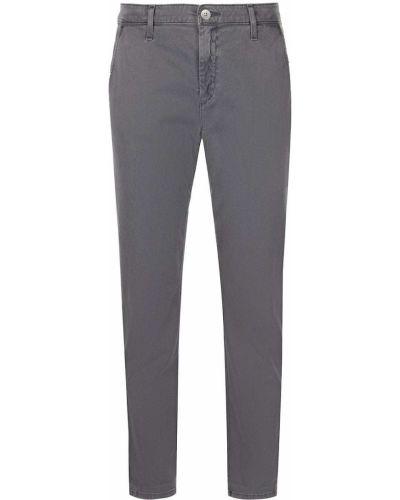 Джинсы с заниженной талией - серые Ag Jeans