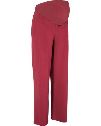 Свободные брюки для беременных Bonprix