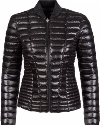 Черная куртка Guess