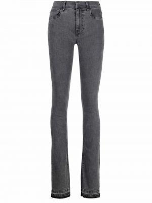 Черные джинсы из эластана Ssheena