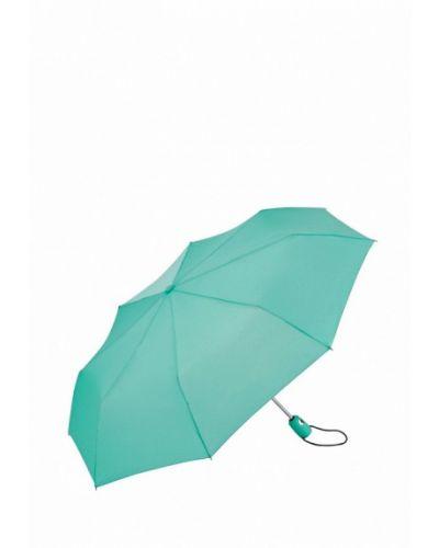 Зонт бирюзовый Fare